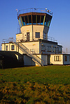 AF5GN3 Control tower former Bentwaters USA airbase Rendlesham Suffolk England