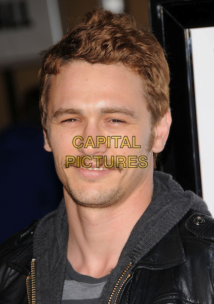 "JAMES FRANCO.Attends The Warner Independent's L.A. Premiere of ""Snow Angels"" held at The Egyptian Theatre in Hollywood, California, USA, February 28th 2008 ..portrait headshot moustache.CAP/DVS.?Debbie VanStory/Capital Pictures"