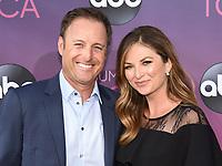 05 August 2019 - West Hollywood, California - Chris Harrison, Lauren Zima. ABC's TCA Summer Press Tour Carpet Event held at Soho House.   <br /> CAP/ADM/BB<br /> ©BB/ADM/Capital Pictures