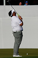 Kiradech Aphibarnrat (THA) In action during the second round of the Waste Management Phoenix Open, TPC Scottsdale, Phoenix, USA. 30/01/2020<br /> Picture: Golffile | Phil INGLIS<br /> <br /> <br /> All photo usage must carry mandatory copyright credit (© Golffile | Phil Inglis)