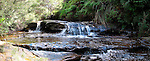 Cascade, Jamison Creek, Blue Mountains, NSW