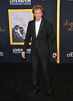 "LOS ANGELES, CA. September 24, 2018: Barry Manilow at the Los Angeles premiere for ""A Star Is Born"" at the Shrine Auditorium.<br /> Picture: Paul Smith/Featureflash"