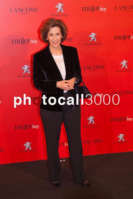 madrid. spain.18.12.2013.premios mujer hoy