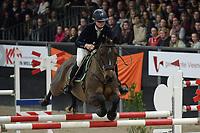 ZUIDBROEK - Paardensport, ICCH Zuidbroek, springen internationaal Grote Prijs , 05-01-2019,  Mel Thijssen met Enrique