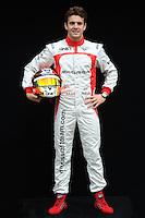 MARUSSIA FRENCH DRIVER, JULES BIANCHI. .Melbourne 16/03/2013 .Formula 1 Gp Australia.Foto Insidefoto.ITALY ONLY .Posato Ritratto Pilota
