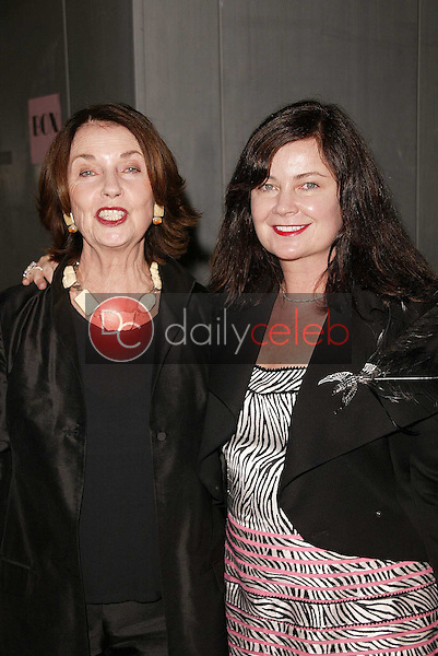Sandra Knight Stephenson and daughter Jennifer Nicholson