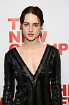 Grace Van Patten attends the World Premiere of Hamish Linklater's 'The Whirligig' at Green Fig's Social Drink and Food Club Terrace on May 21, 2017 in New York City.