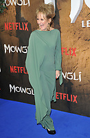 Lorraine Ashbourne at the &quot;Mowgli: Legend of the Jungle&quot; Netflix special screening, Curzon Mayfair, Curzon Street, London, England, UK, on Tuesday 04 December 2018. <br /> CAP/CAN<br /> &copy;CAN/Capital Pictures