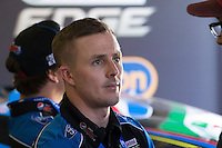 Mark Winterbottom of Prodrive Racing Australia during the Clipsal 500, Event 01 of the 2015 Australian V8 Supercars Championship Series at the , , , February 26, 2015.<br /> &copy; Sport the library / Mark Horsburgh