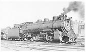 D&amp;RGW #1206 and #1706 in Denver.<br /> D&amp;RGW  Denver, CO  10/24/1946