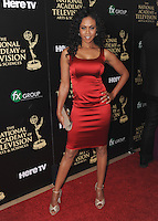 BEVERLY HILLS, CA - JUNE 22:  Vinessa Antoine at the 41st Annual Daytime Emmy Awards at the Beverly Hilton Hotel on June 22, 2014 in Beverly Hills, California. SKPG/MPI/Starlitepics