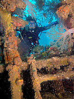 Wrecks of Truk lagoon