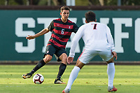 Stanford Soccer M vs San Diego State September 27, 2018
