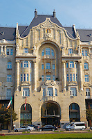 Four Seasons Hotel- Gresham Palace - Budapest - Hungary