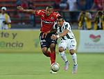 Independiente Medellín se impuso 1-0 ante Atlético Nacional en la fecha 10 del Clausura Colombiano, partido jugado en el estadio Atanasio Girardot.