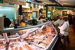 Loch Fyne retail shop, Loch Fyne, West Coast of Scotland