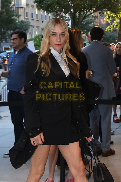 NEW YORK, NY - AUGUST 8: Chloe Sevigny arriving to the Good Time premiere at the SVA Theater in New York City on August 8, 2017. <br /> CAP/MPI/JP<br /> &copy;JP/MPI/Capital Pictures