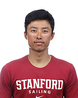 Stanford, CA - September 20, 2019: Telis Athanasopoulos Yogo, Athlete and Staff Headshots
