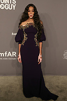 06 February 2019 - New York, NY - Winnie Harlow. 21st Annual amfAR Gala New York benefit for AIDS research during New York Fashion Week held at Cipriani Wall Street. Photo Credit: Debby Wong/AdMedia