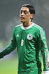 29.02.2012, Weser Stadion, Bremen, nph00045, CE7R6757, im Bild Mesut Oezil (8, Deutschland)<br /> <br /> // during the Match nph00045, CE7R6757,  Weser Stadion, Bremen, Germany, on 2012/02/29<br /> Foto © nph / Sielski *** Local Caption ***