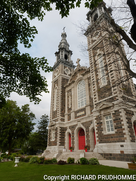 Eglise de la Sainte-Croix, Ste-Croix, Quebec