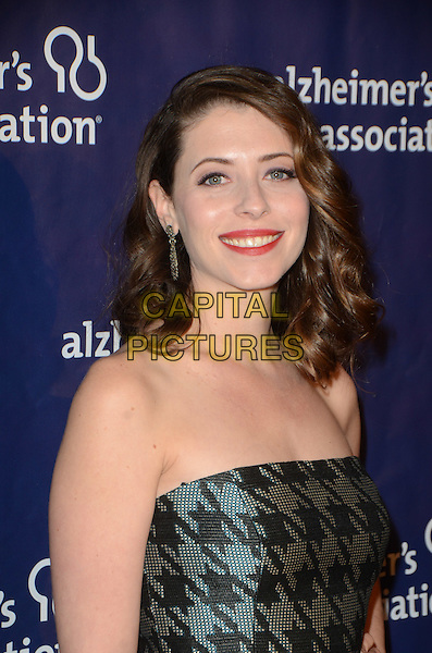 BEVERLY HILLS, CA: MARCH 9: Lauren Miller at the 24th and final 'A Night at Sardi's' to benefit the Alzheimer's Association at The Beverly Hilton Hotel on March 9, 2016 in Beverly Hills, California. <br /> CAP/MPI/DE<br /> &copy;DE//MPI/Capital Pictures