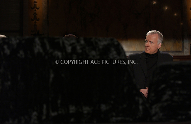 "WWW.ACEPIXS.COM . . . . . ....February 26, 2006, New York City.....James Cameron speaks during a press conference at the New York Public Library to promote ""The Lost Tomb of Christ"" airing on the Discovery Channel on March 4.....The TV program claims that the ossuaries found in Jerusalem in 1980 may have contained bones of Jesus and his family.....Please byline: KRISTIN CALLAHAN - ACEPIXS.COM.. . . . . . ..Ace Pictures, Inc:  ..(646) 769 0430..e-mail: info@acepixs.com..web: http://www.acepixs.com"