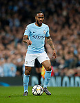 Manchester City's Raheem Sterling in action during the Champions League Quarter Final 2nd Leg match at the Etihad Stadium, Manchester. Picture date: 10th April 2018. Picture credit should read: David Klein/Sportimage