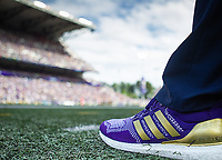 The adidas Ultra Boost was made available to a select few Dawgs fans this morning. Did you get yours? Didn't think so.