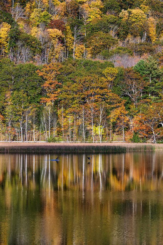 Echo Lake, Vermont, USA