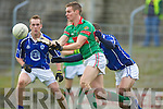 Barry O'Shea Kerins O'Rahillys v  Colum Callanan Clonakilty in the Munster club football championship at Austin Stacks park on Sunday
