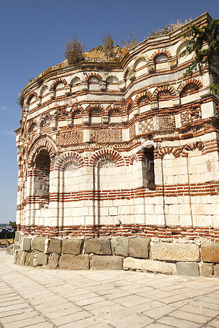Saint John Aliturgetos Church, Nessebar, Bulgaria  June 2015.<br /> CAP/MEL<br /> &copy;MEL/Capital Pictures /MediaPunch ***NORTH AND SOUTH AMERICA ONLY***