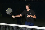 "ATWT's Mick Hazen ""Parker Snyder"" participated at the Rock N'Pink Tennis Challenge on Nov 23, 2008 to BENEFIT Tennis Against Breast Cancer (TABC) at the Roosevelt Island Racquet Club, Roosevelt Island, New York. (Photo by Sue Coflin/Max Photos)"