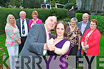 Kerry Stars athletes Vincent Lacke and Jane Curran practice their dancing for the Kerry Stars Gala Ball which will be held in the Malton Hotel on Friday 18th October watched by l-r: Rita Moriarty, Frank O'Sullivan, Marie Sweetman, Joan O'Connor, Tom Tobin and Breda O'Sullivan