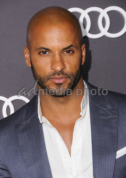 13 September  2017 - Hollywood, California - Ricky Whittle. Audi Celebrates the 69th Emmys held at The Highlight Room in Hollywood. Photo Credit: Birdie Thompson/AdMedia