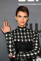 BEVERLY HILLS, CA - AUGUST 4: Ruby Rose, at The CW's Summer TCA All-Star Party at The Beverly Hilton Hotel in Beverly Hills, California on August 4, 2019. <br /> CAP/MPI/FS<br /> ©FS/MPI/Capital Pictures