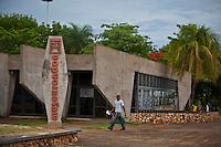 Cuiaba_MT, Brasil...Museu Rondon em Cuiaba, Mato Grosso...Rodon Museum  in Cuiaba, Mato Grosso...Foto: JOAO MARCOS ROSA  / NITRO..