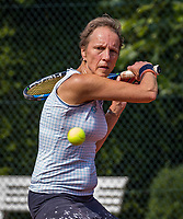 Etten-Leur, The Netherlands, August 26, 2017,  TC Etten, NVK, Sylvia Lievers-Kronenburg (NED)<br /> Photo: Tennisimages/Henk Koster