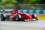 Jake Parsons of Australia and Meritus.GP drives during Formula Masters China Series as part of the 2015 Pan Delta Super Racing Festival at Zhuhai International Circuit on September 18, 2015 in Zhuhai, China.  Photo by Aitor Alcalde / Power Sport Images
