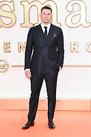 Channing Tatum at the world premiere for &quot;Kingsman: The Golden Circle&quot; at the Odeon and Cineworld Leicester Square, London, UK. <br /> 18 September  2017<br /> Picture: Steve Vas/Featureflash/SilverHub 0208 004 5359 sales@silverhubmedia.com