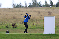 Kevin Phelan (IRL) on the 5th tee during Round 1 of the Bridgestone Challenge 2017 at the Luton Hoo Hotel Golf &amp; Spa, Luton, Bedfordshire, England. 07/09/2017<br /> Picture: Golffile | Thos Caffrey<br /> <br /> <br /> All photo usage must carry mandatory copyright credit     (&copy; Golffile | Thos Caffrey)