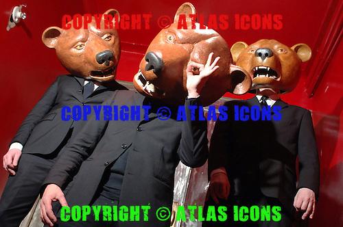 Teddy Bears:.Photo Credit: Eddie Malluk/Atlas Icons.com