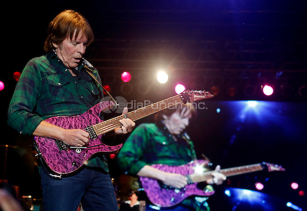 MEMPHIS, TENNESSEE - MAY 2, 2015: John Fogerty performs at the Beale Street Music Festival at Tom Lee Park in Memphis, Tennessee, on May 2, 2015. © Brian Hineline/Retna Ltd. /MediaPunch