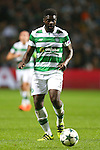Kolo Toure of Celtic during the Champions League Group C match at the Celtic Park Stadium, Glasgow. Picture date: September 28th, 2016. Pic Simon Bellis/Sportimage