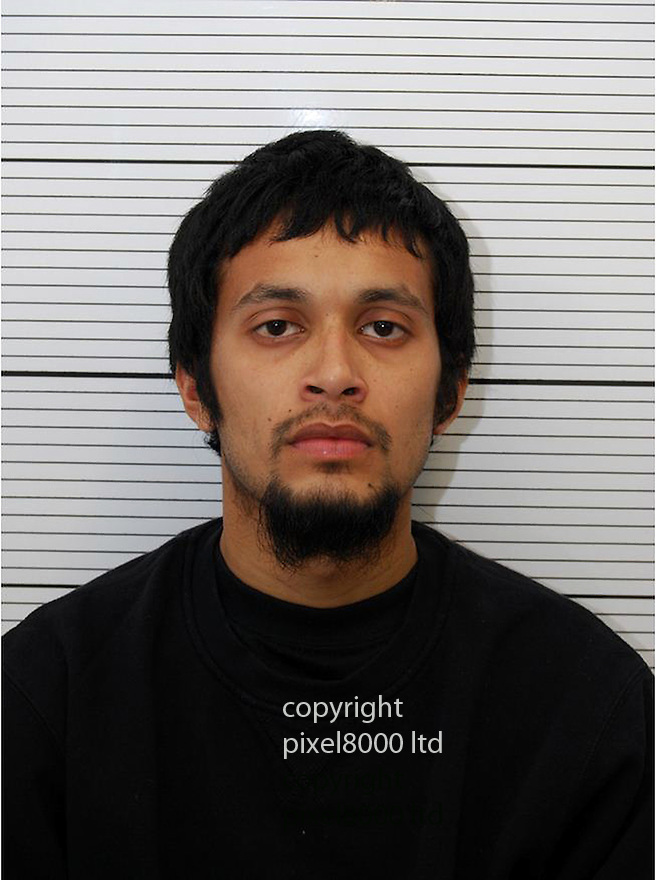 Mohammed Nahin Ahmed and Yusuf Zubair Sarwar admit terror offences<br /> <br /> Pic shows: Nahin Ahmed - police mugshot<br /> <br /> <br /> <br /> Picture by  Pixel8000 07917221968