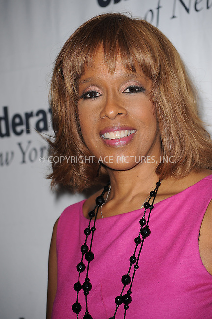 WWW.ACEPIXS.COM . . . . . ....June 18 2009, New York City....Gayle King attending the 2009 UJA-Federation of New York Music Visionary Of The Year award luncheon at The Pierre Hotel on June 18, 2009 in New York....Please byline: KRISTIN CALLAHAN - ACEPIXS.COM.. . . . . . ..Ace Pictures, Inc:  ..tel: (212) 243 8787 or (646) 769 0430..e-mail: info@acepixs.com..web: http://www.acepixs.com