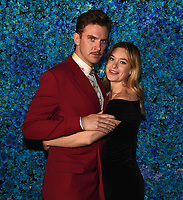 """LOS ANGELES - JUNE 13:  Dan Stevens and Rachel Kelly attend the party at Boulevard3 following the Season 3 Los Angeles Premiere Event for FX's """"Legion"""" on June 13, 2019 in Los Angeles, California. (Photo by Frank Micelotta/FX/PictureGroup)"""