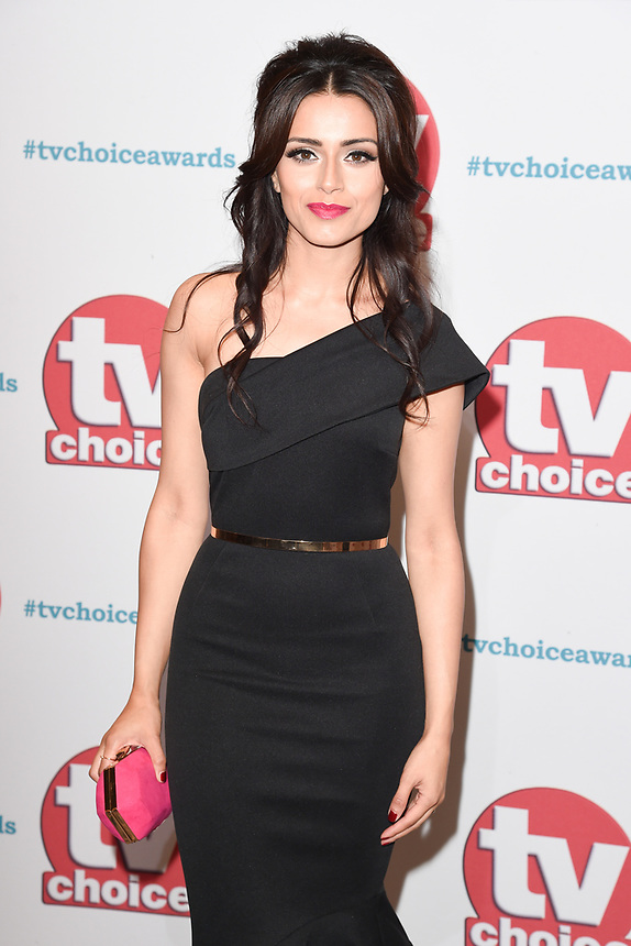 Bhavna Limbachia<br /> arriving for the TV Choice Awards 2017 at The Dorchester Hotel, London. <br /> <br /> <br /> ©Ash Knotek  D3303  04/09/2017
