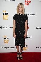 "CULVER CITY , CA June 15  Elizabeth Rohrbaugh, At 2017 Los Angeles Film Festival - Premiere Of ""Becks"" at The Arclight Cinemas Culver City, California on June 15, 2017. Credit: Faye Sadou/MediaPunch"