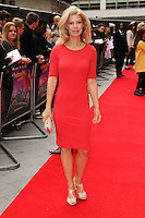 "Susan Duerden arrives for the ""Postman Pat"" premiere at the Odeon West End, Leicester Square, London. 11/05/2014 Picture by: Steve Vas / Featureflash"
